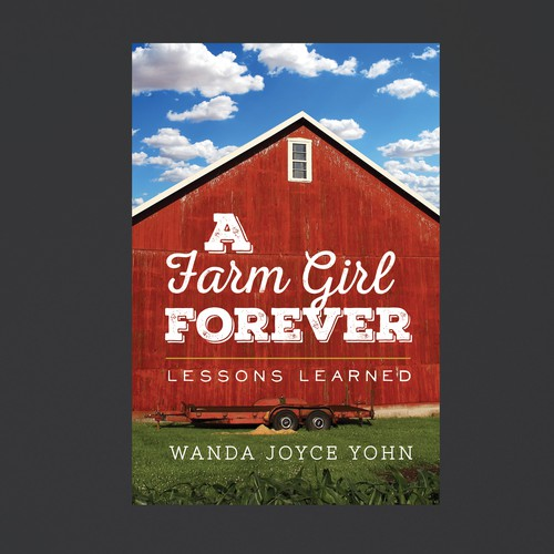 A Farm Girl Forever Book Cover