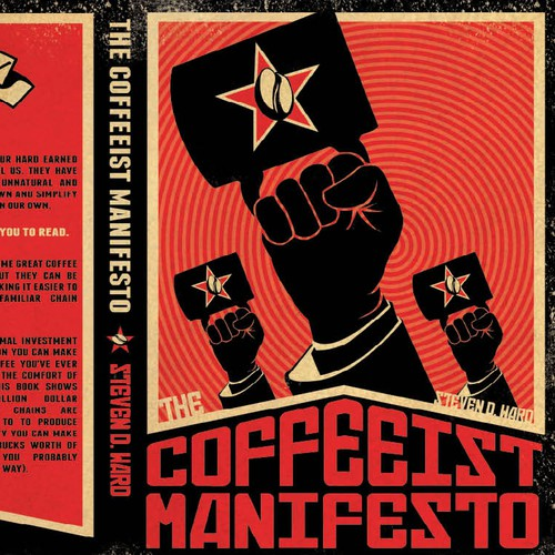 Book Cover for The Coffeeist Manifesto