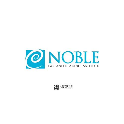 Help Noble Ear and Hearing Institute with a new logo
