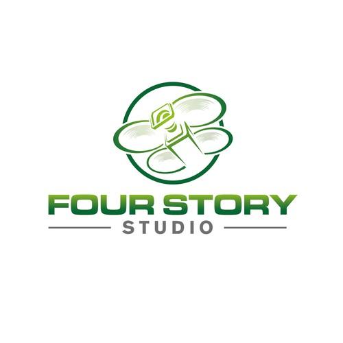logo for four story