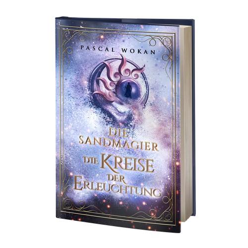 "Book Cover ""Die Sandmagier: Die Kreise der Erleuchtung"""