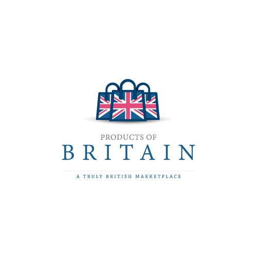 Products of Britain (Winning Entry)