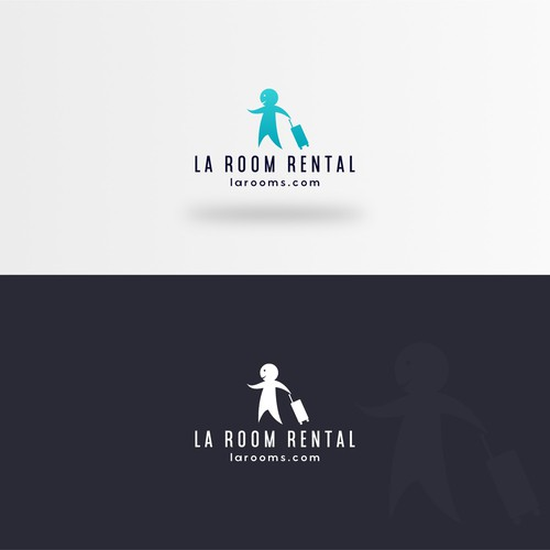 Concept Logo for larooms.com