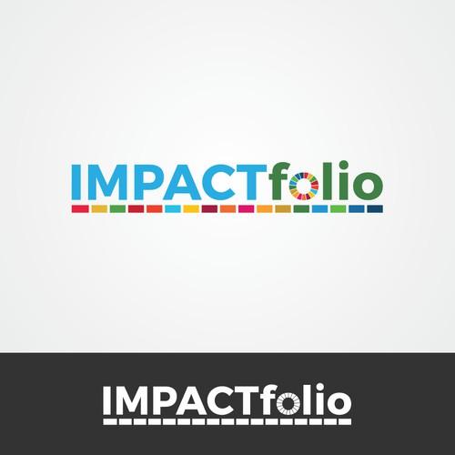 Impact Folio Logo