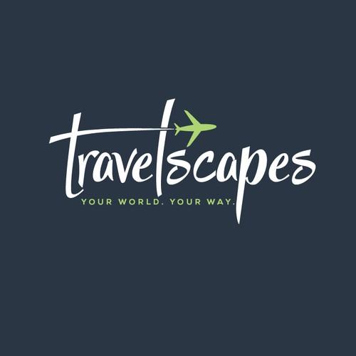 Travelscapes logo