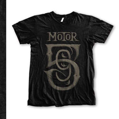 Motor 59 t-shirt