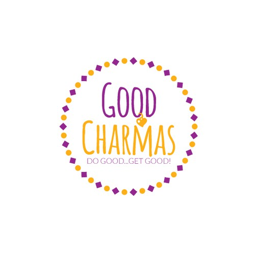 Logo for Good Charmas
