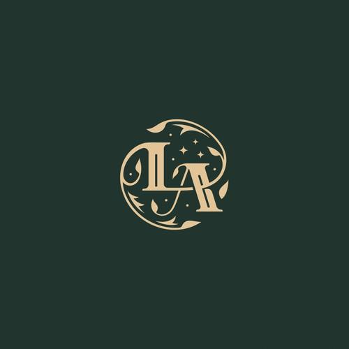 Book Author Logo Design