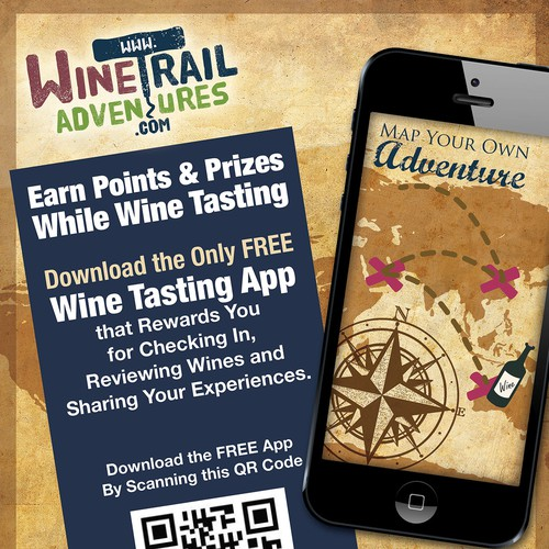 Creating an Irresistible Point of Sale Display for a Wine App