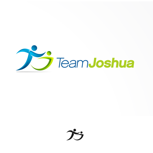 Super cool logo for Team Joshua!