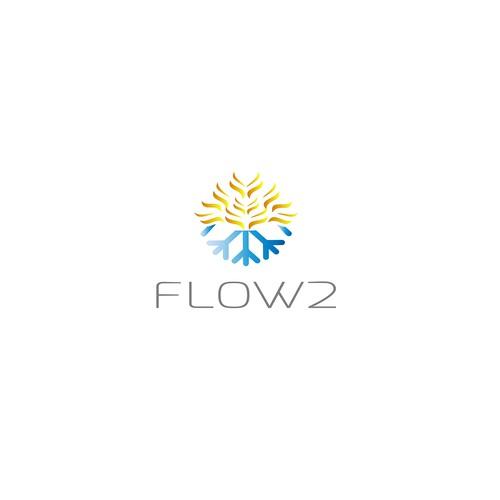 Logo for a health instructor (Wim Hof method)