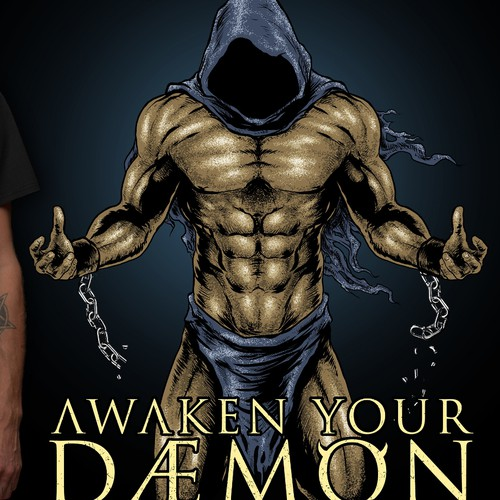 awaken the demon