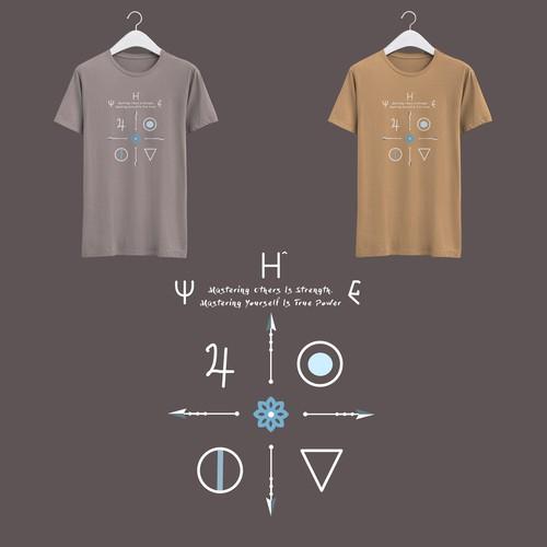 Healing T-Shirt design