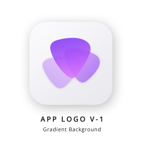 Modern icon for a GIF Creator app