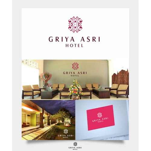 Help Hotel Griya Asri with a new logo