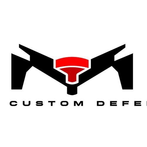 Modern technological Ammunitions company needs logo to match brother company