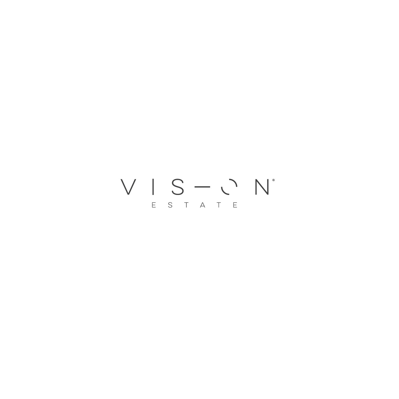 Upgrade the current logo of Vision Estate
