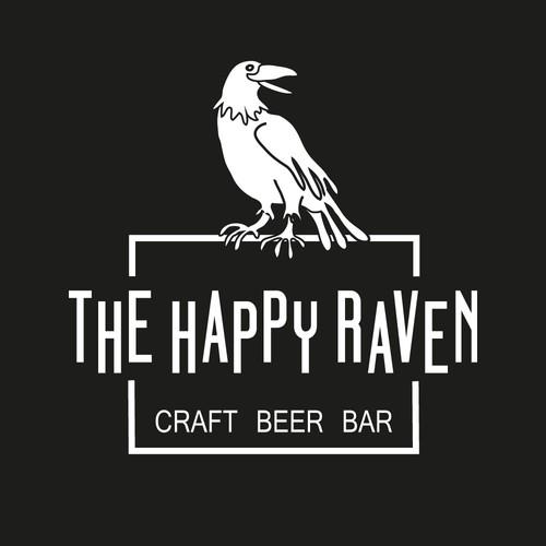 logo for craft beer bar