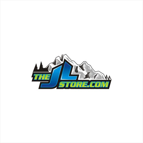 Logo for offroad store