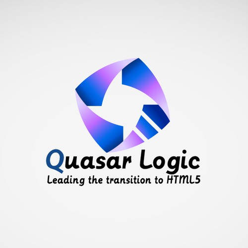 Help QuasarLogic with a new logo and business card