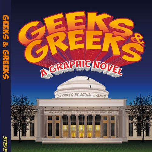 Geeks & Greeks by Steve Altes and Andy Fish