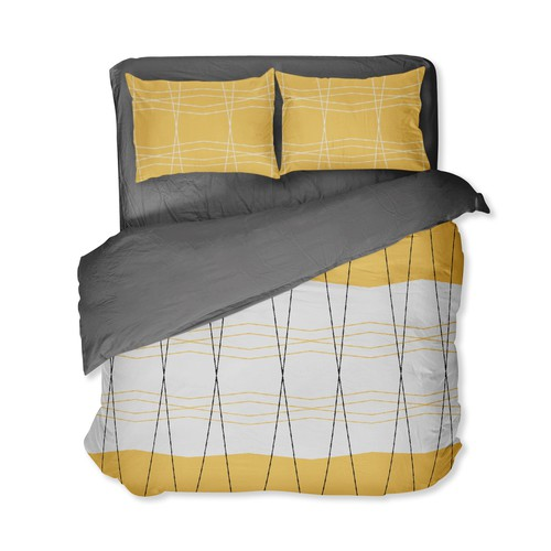 Design modern bed quilt cover