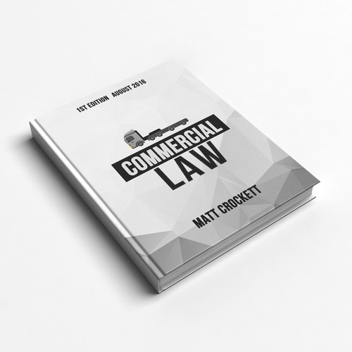 Commercial Law Book Cover