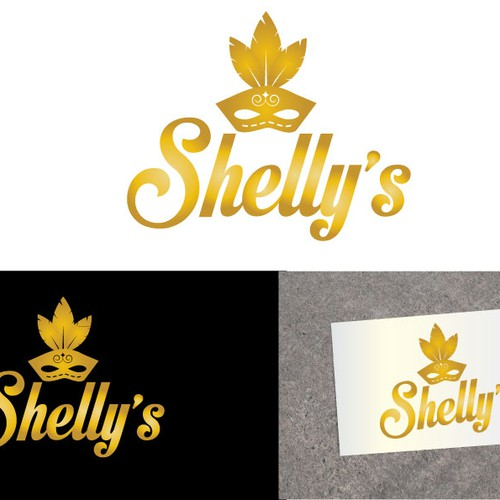 Create a logo for Shelly's, a fun sports bar in historic Soulard