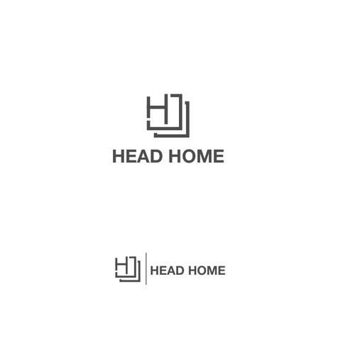 Logo Concept For Head Home