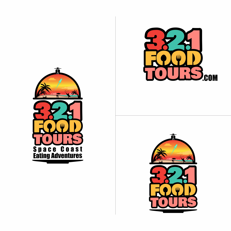"Fun, ""Food Tourism"" business needs a creative logo & brand identity."