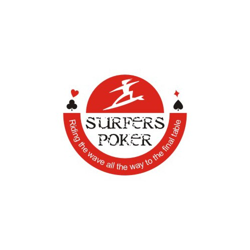 Surfers Poker Logo Contest