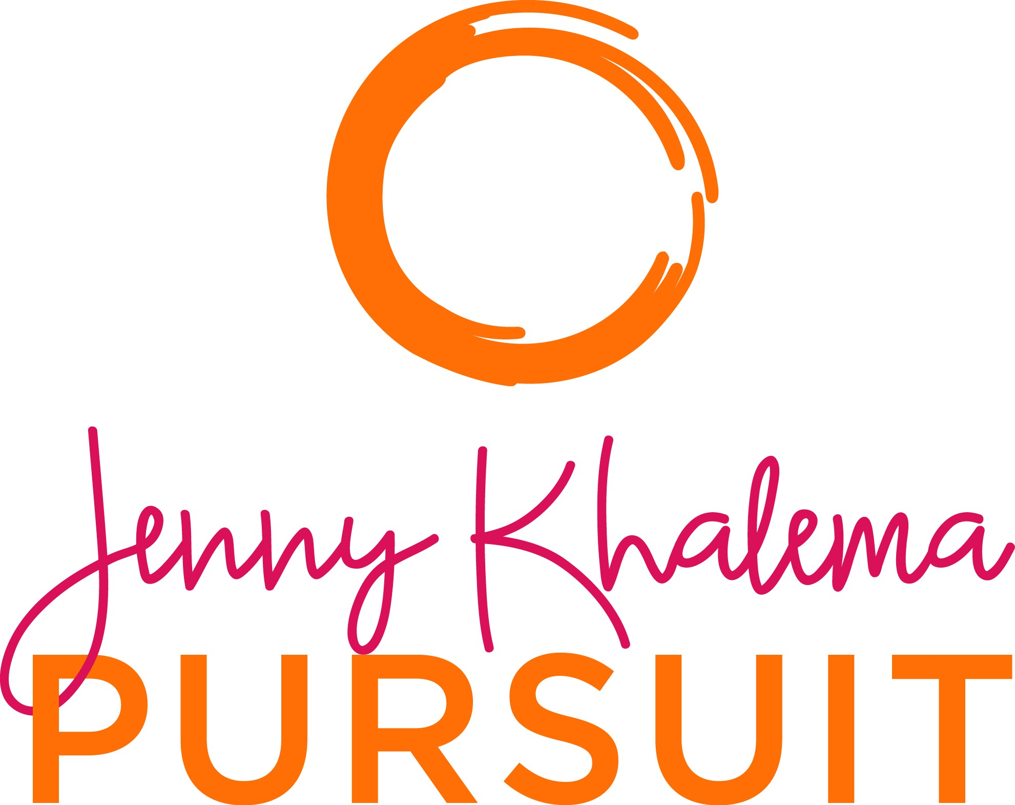 Jenny Khalema Pursuit - Revised Logo