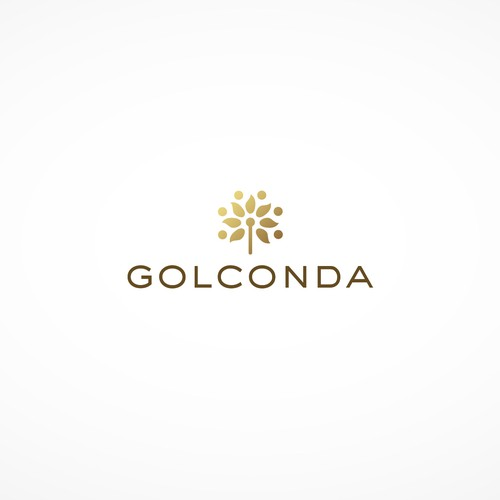 Logo concept for Golconda