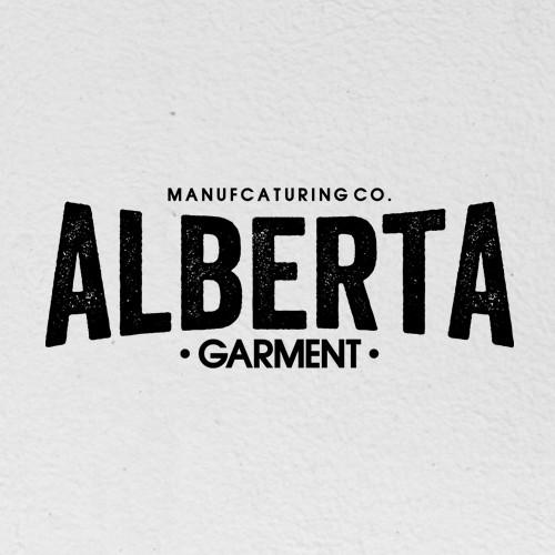 Logo for Alberta Garment
