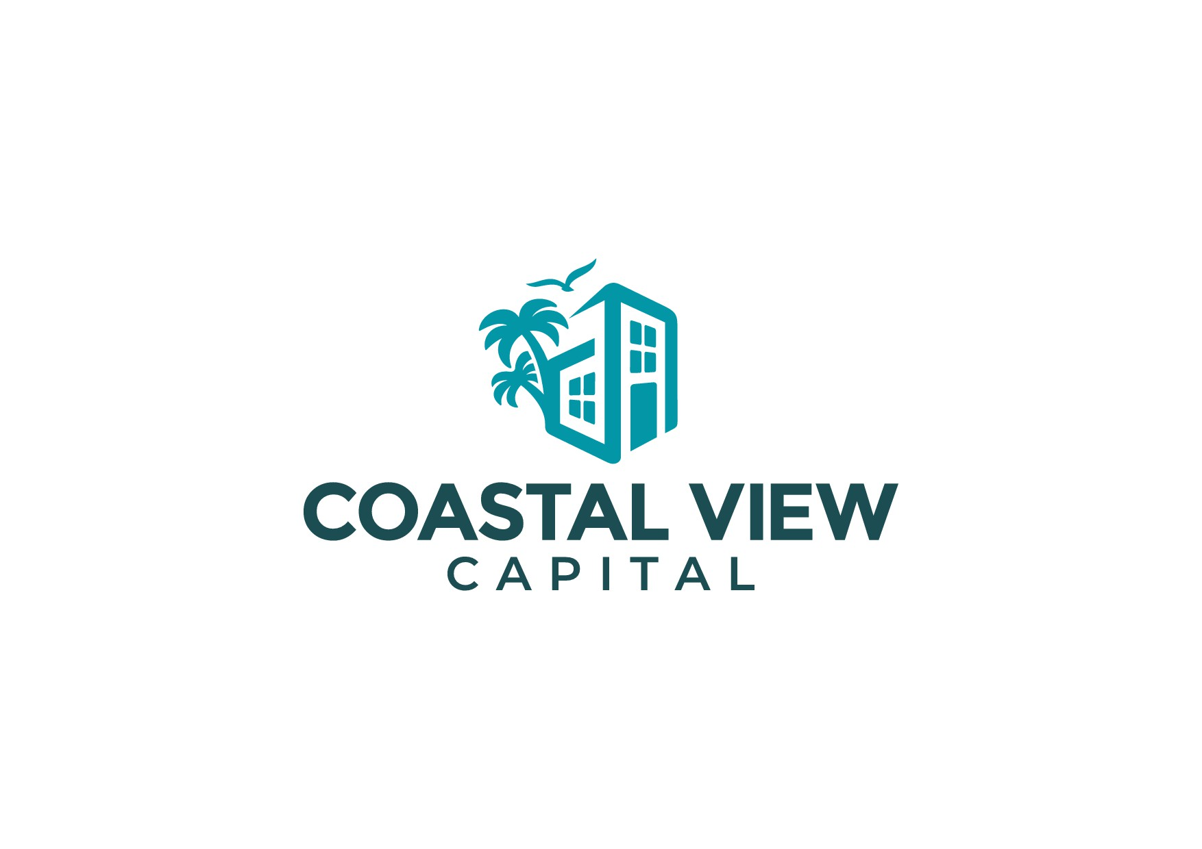 Logo for my Investment company - Coast View   Enterprise (Please review brief)