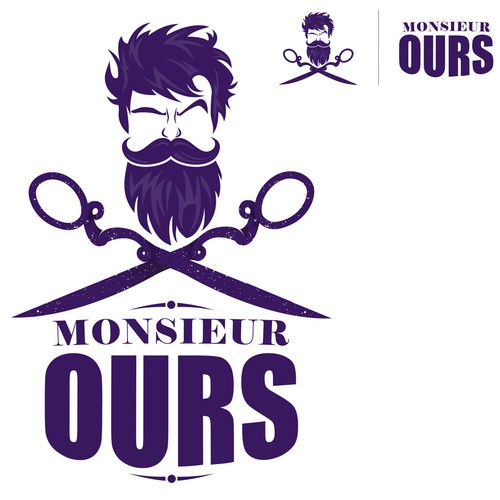 Beard products logo.