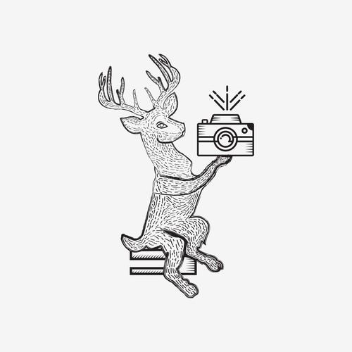 Adventurous, Wilderness, Quirky, Hand Drawn