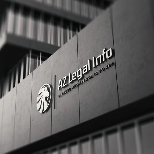 AZ legal Info logo