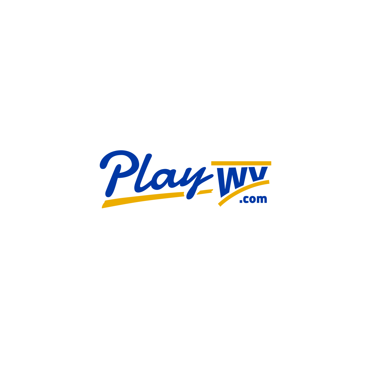 Play WV logo design