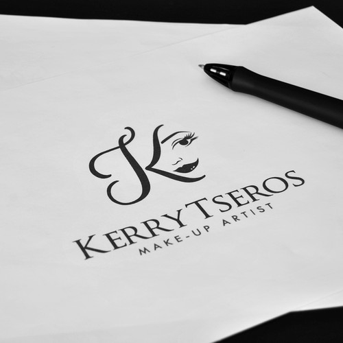 Kerry Tseros logo design