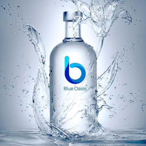 Blue Oasis Water