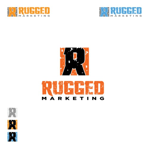 Create a creative logo design for new marketing company