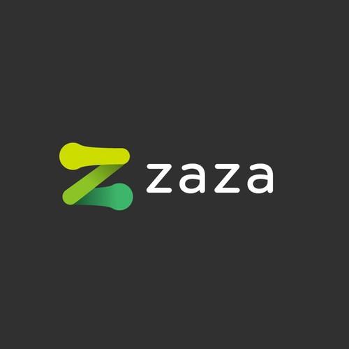 Logo for Zaza, a learning platform
