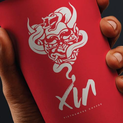 XIN Vietnamese Coffee Logo