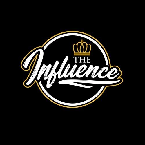 Logo for Rap Artist The Influence.