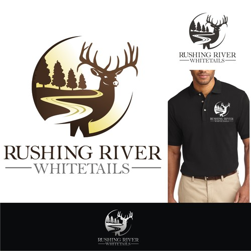 Rushing River Whitetails