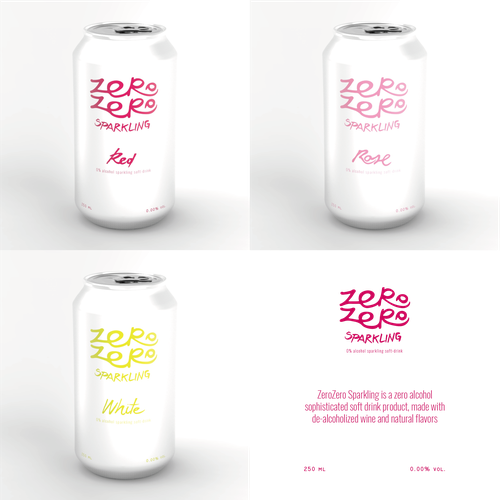 handmaded type for can design