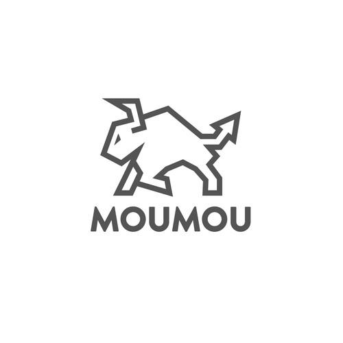 Logo Design for Moumou