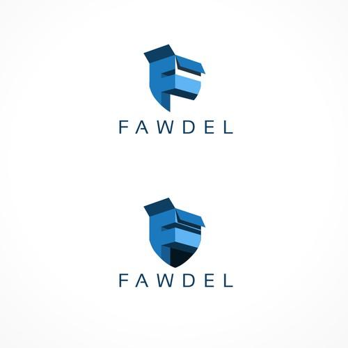Logo concept for Fawdel