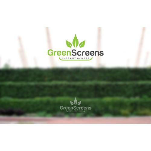 Create an inovative instant hedging logo